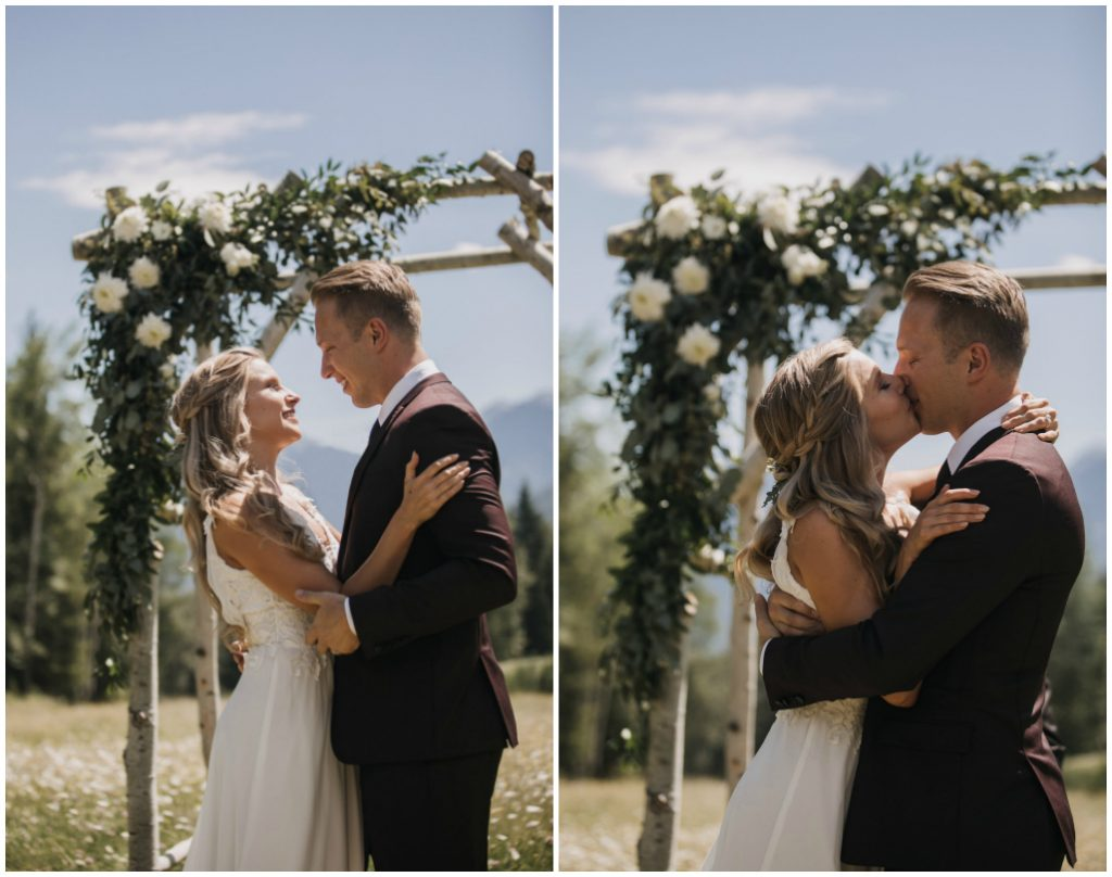 Fernie B&B Summer Wedding