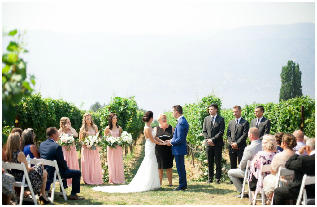 Jennifer Bergman Kelowna Wedding Planner