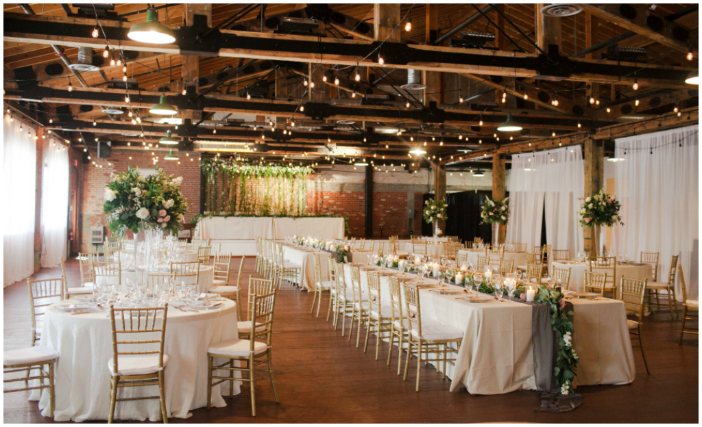 Laurel Packinghouse Kelowna Wedding