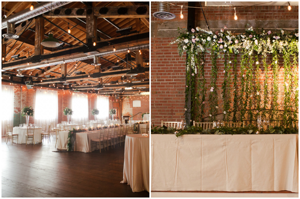 Cascading Greenery Backdrop