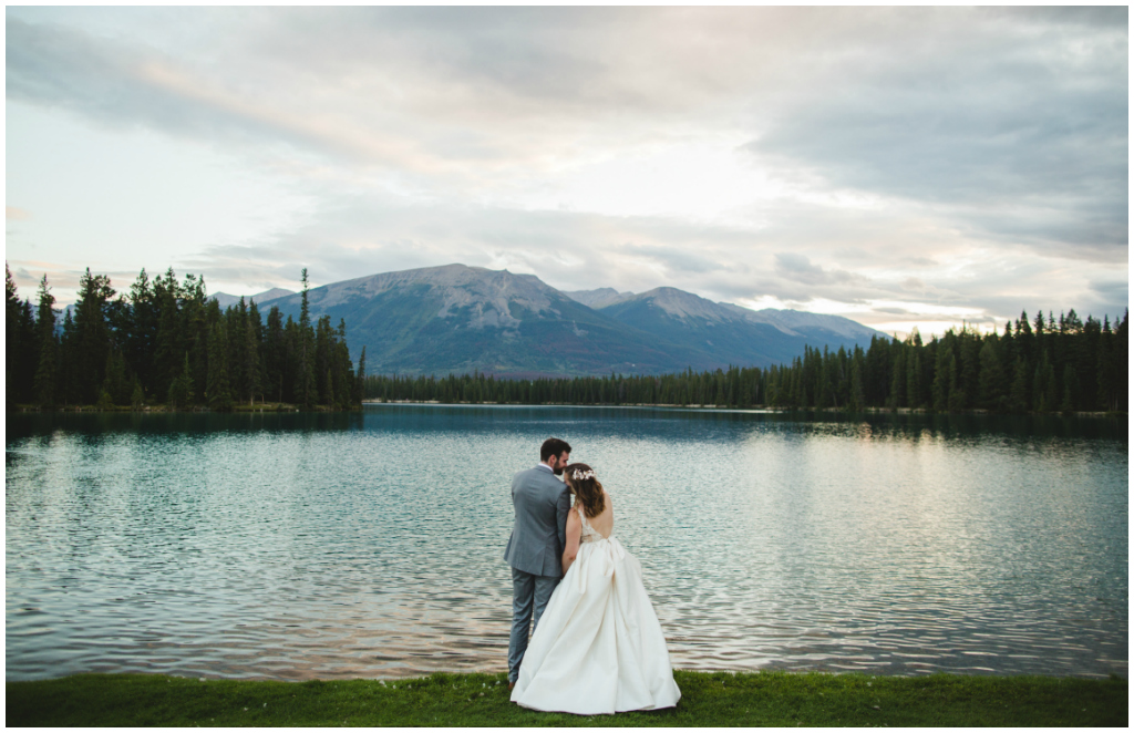 The Fairmont Jasper Park Lodge Wedding Coordinator
