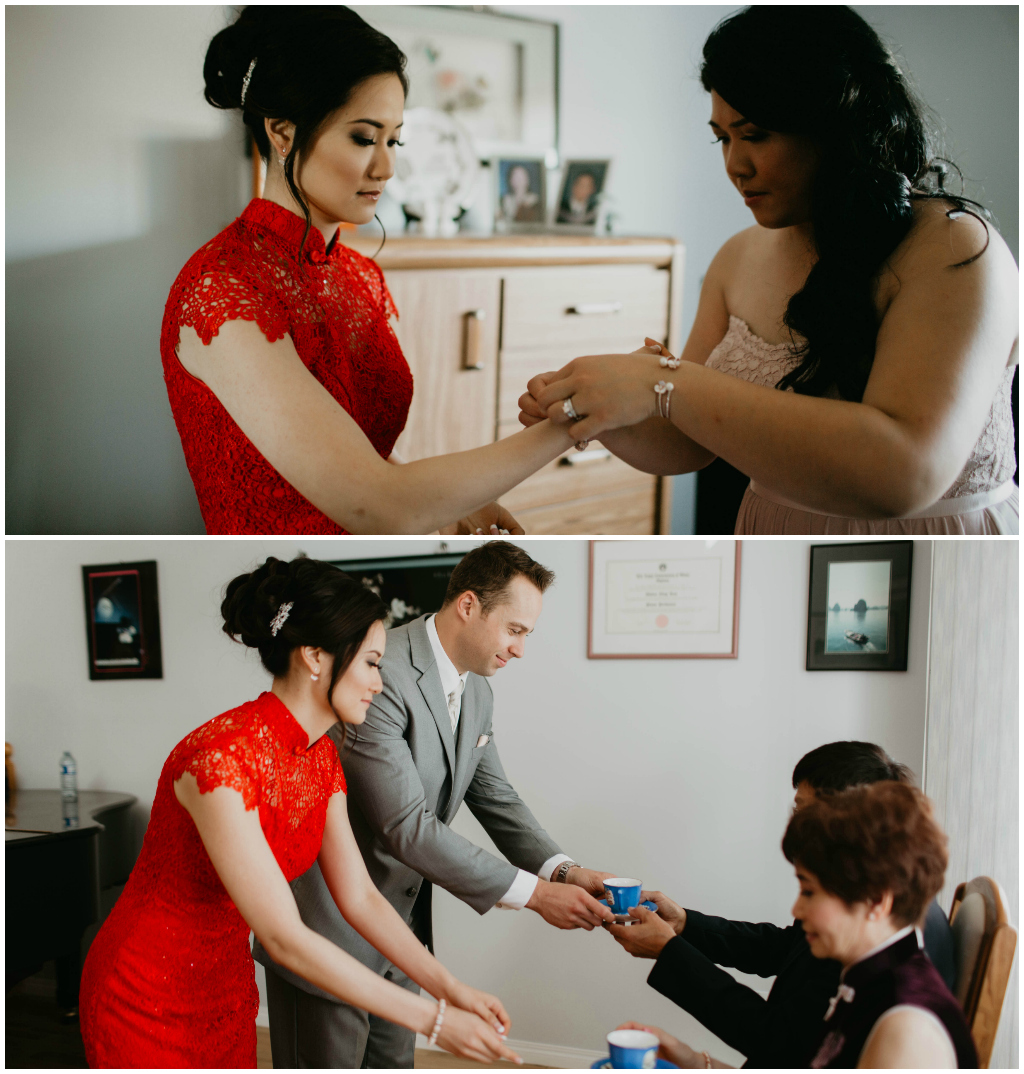 Traditional Edmonton Chinese Tea Ceremony