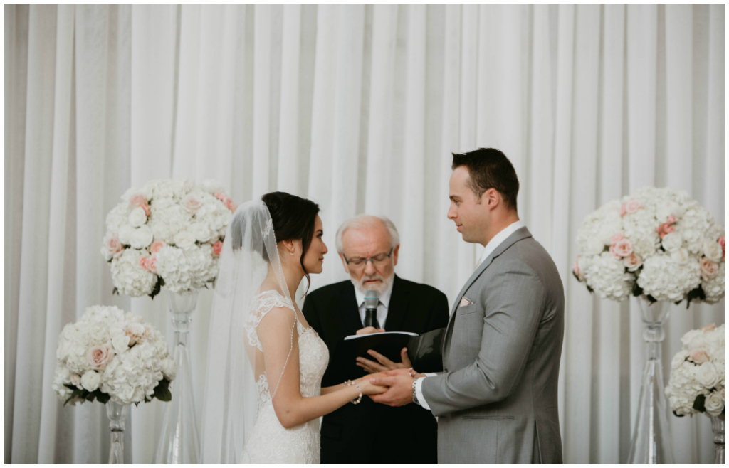 Howard Saunders Edmonton Officiant