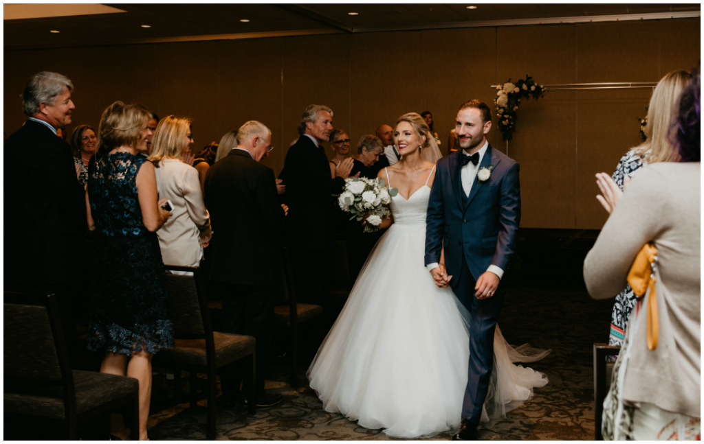 The Westin Edmonton Wedding, Edmonton Wedding Day Coordinator