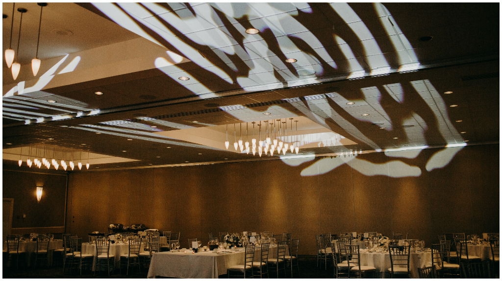 The Westin Edmonton Ballroom Wedding