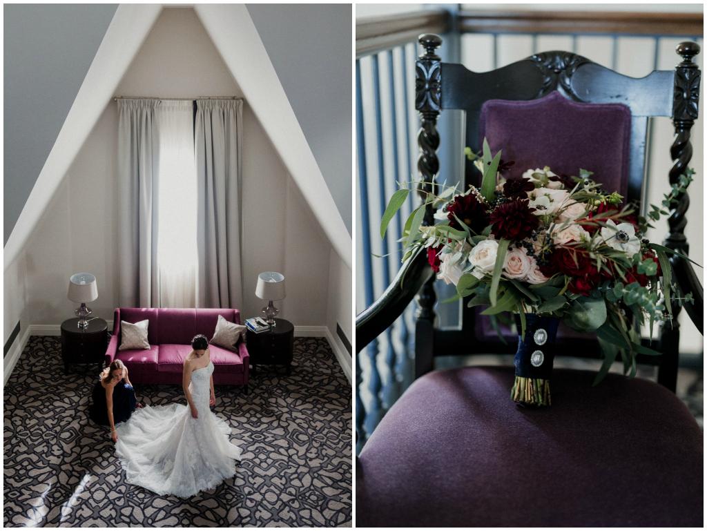 Queen Elizabeth Suite Edmonton Fairmont Hotel