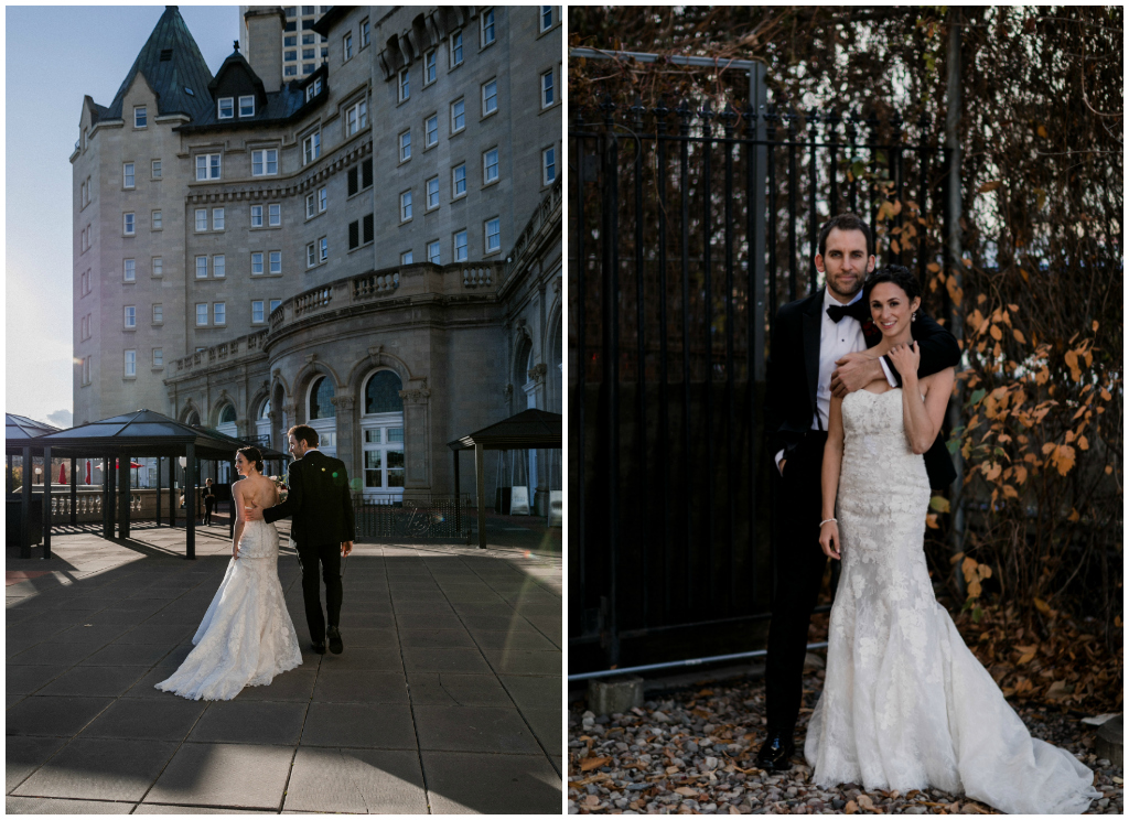 Timeless Edmonton Autumn Wedding