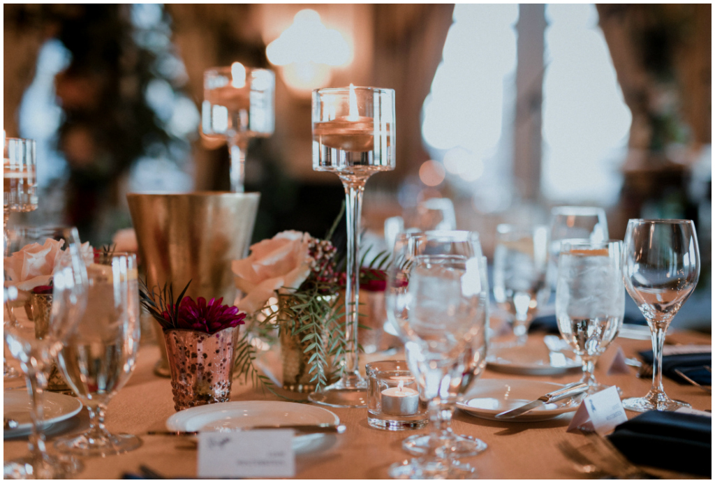 Elegant Edmonton Ballroom Wedding