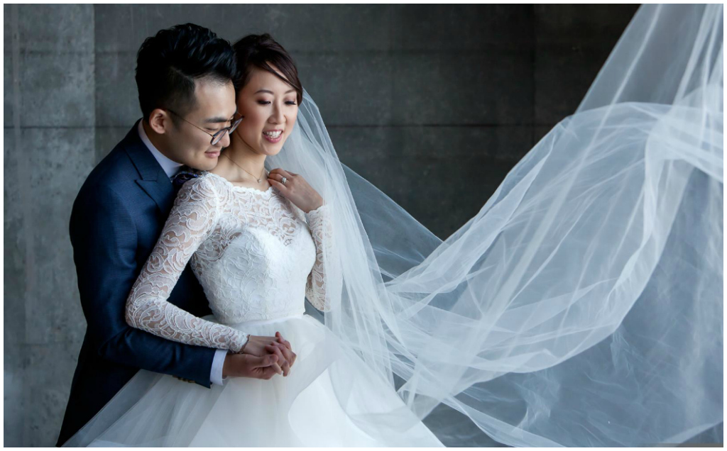 Chinese wedding edmonton