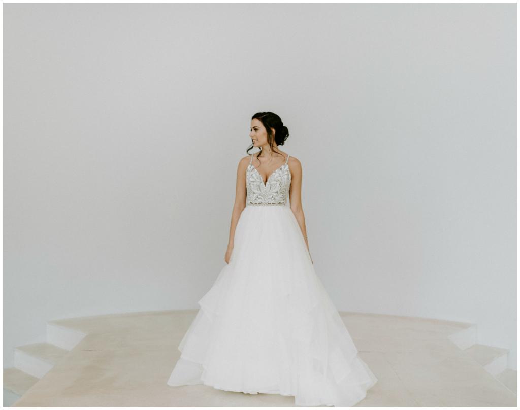 Classic Edmonton Bride