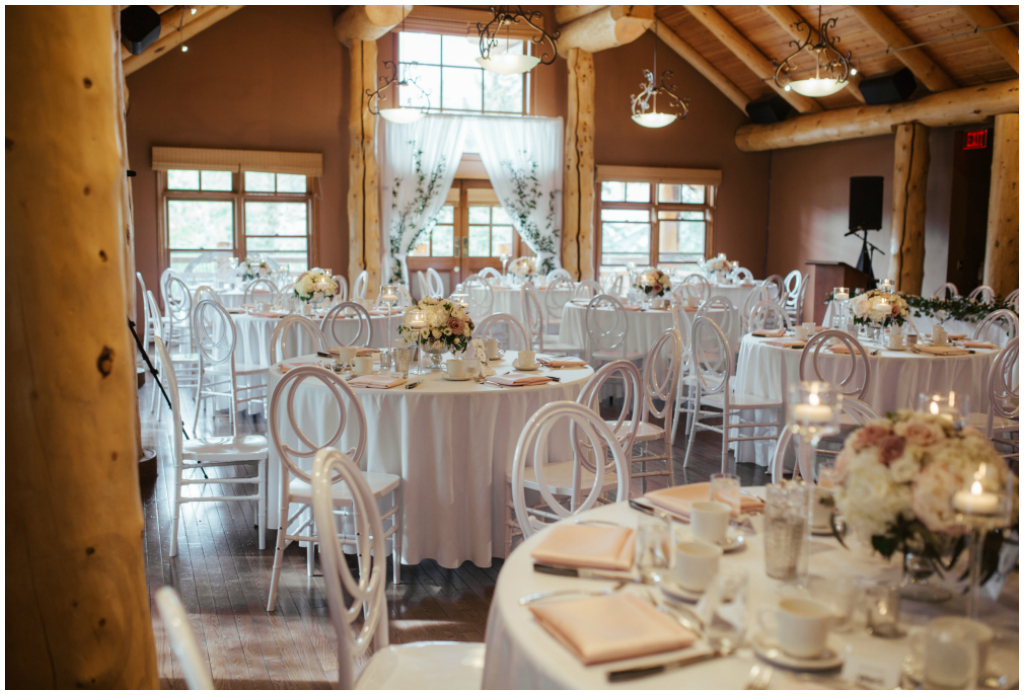 Buffalo Mountain Lodge Wedding