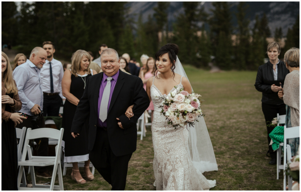 Canmore Wedding Florist
