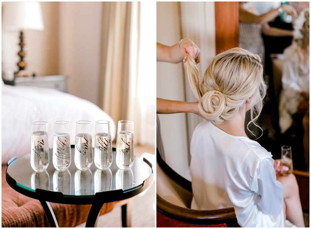 The Pretty Haus Calgary, The Fairmont Banff Springs Hotel Wedding Preperations