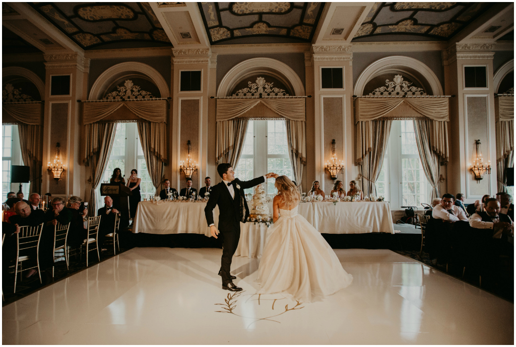 Classic Ballroom Wedding Edmonton, Jennifer Bergman Weddings