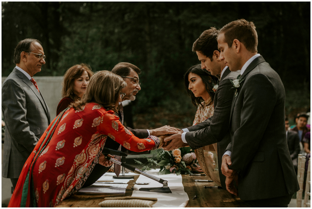 University of Alberta Botanic Garden Wedding Coordination