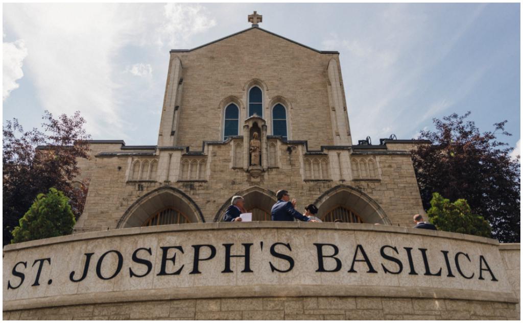 St. Joseph's Basilica Edmonton