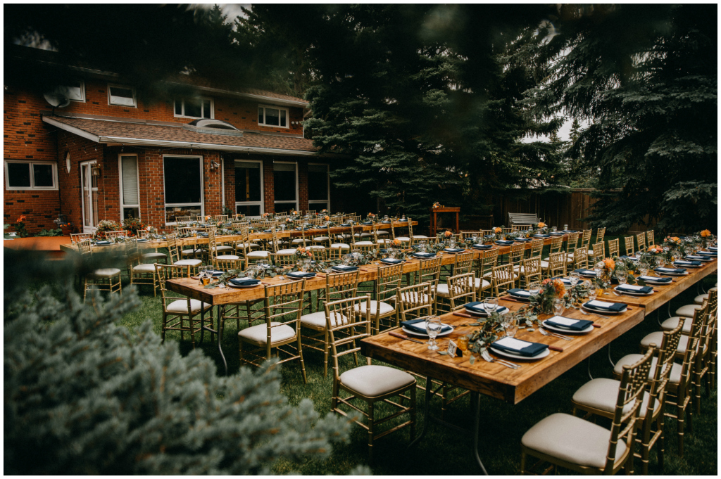 All West Rentals Edmonton Weddings