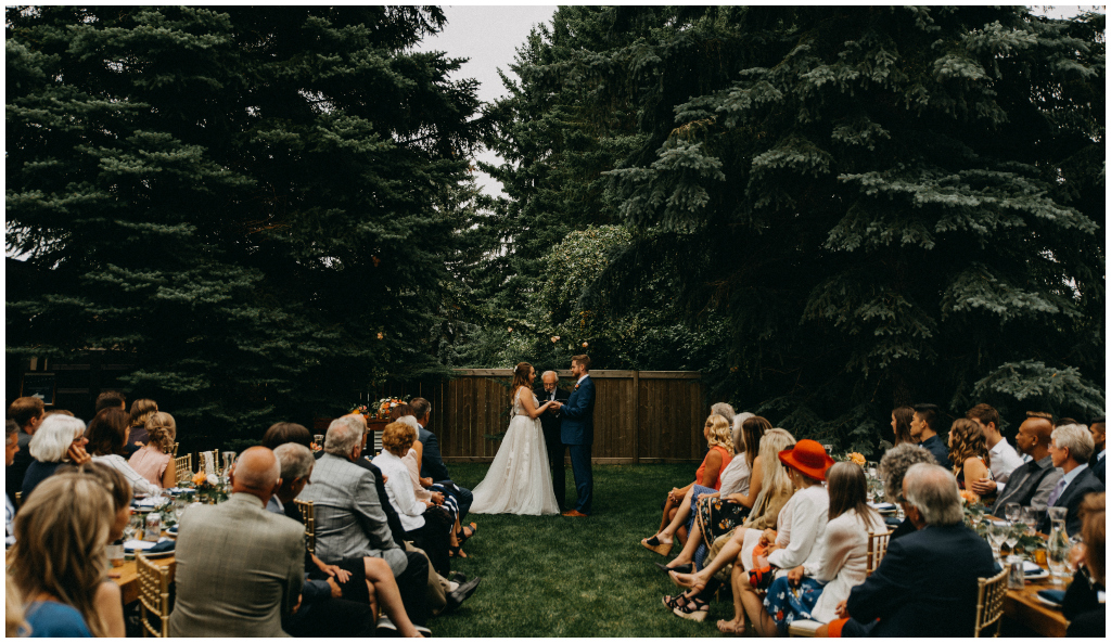 Edmonton Wedding Day Management