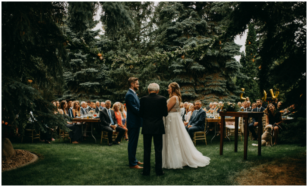 Edmonton Backyard Wedding Planner