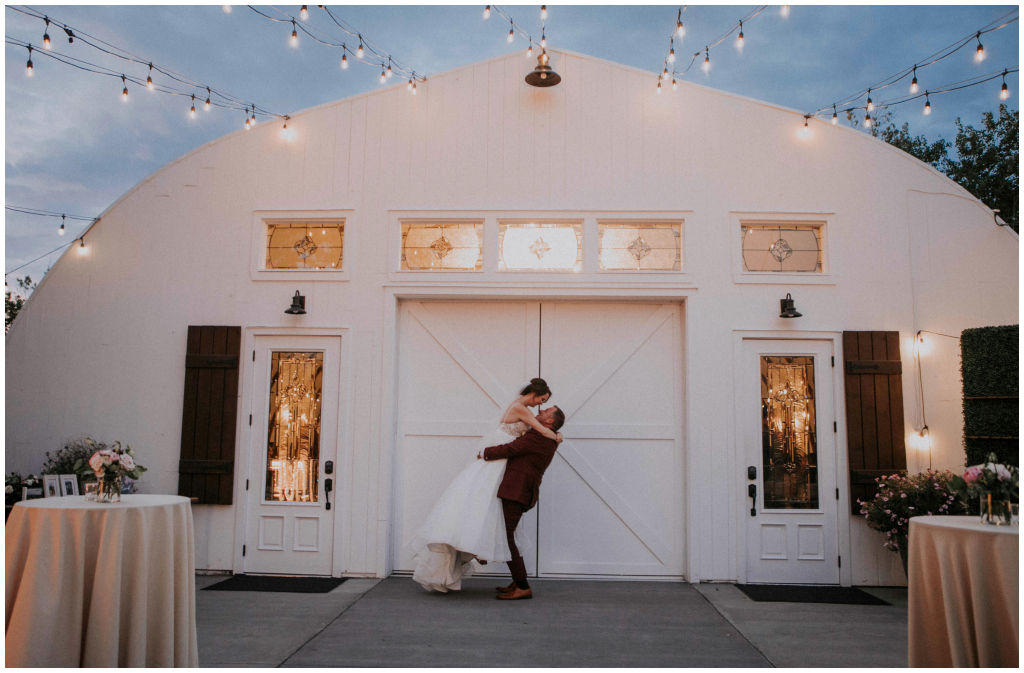 Whitewood Barn Edmonton Wedding planner