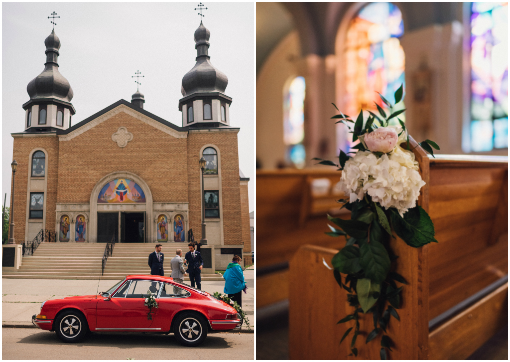 Edmonton Ukrainian Orthodox Wedding