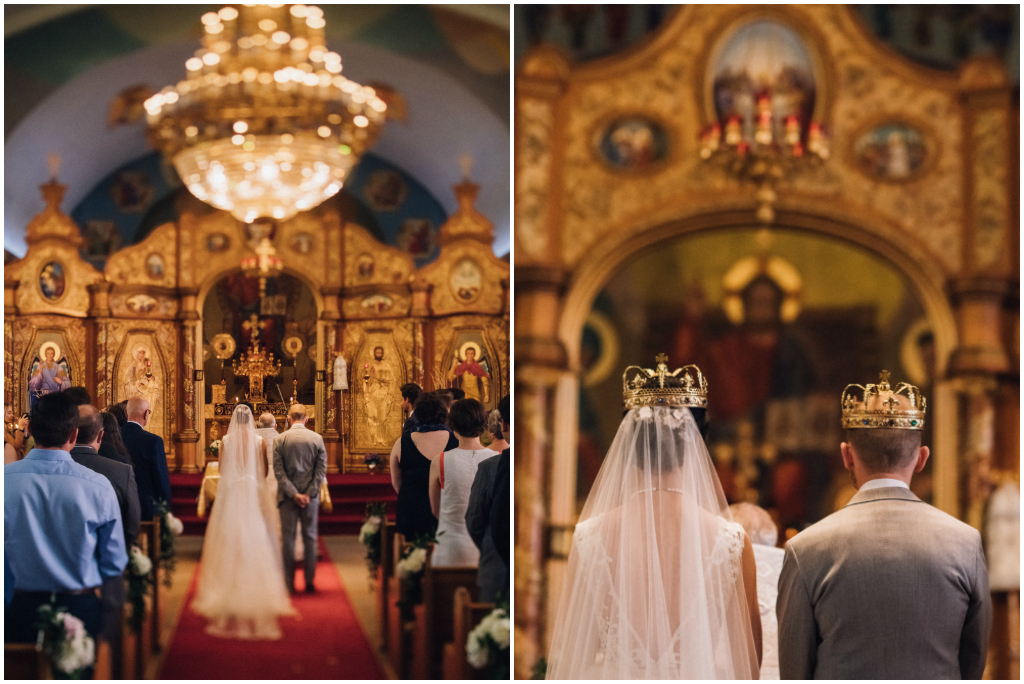 St.John Cathedral Wedding Ceremony