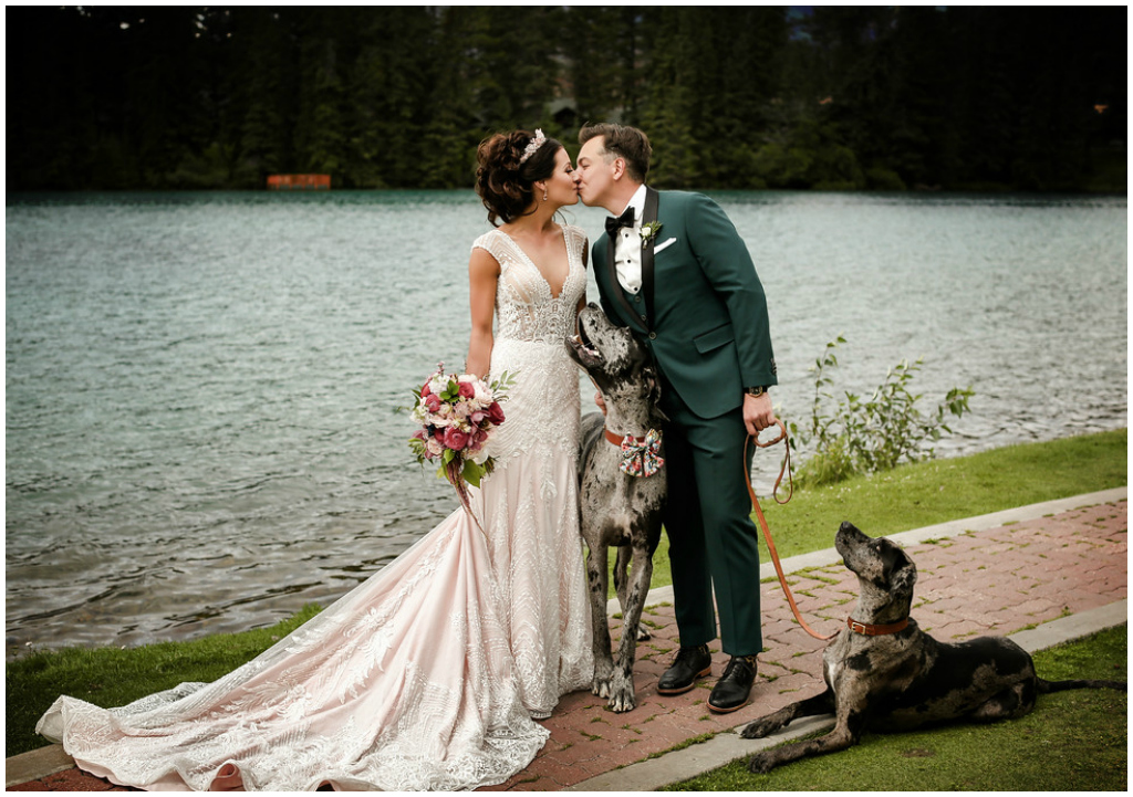 Jennifer Bergman Weddings in Jasper Alberta