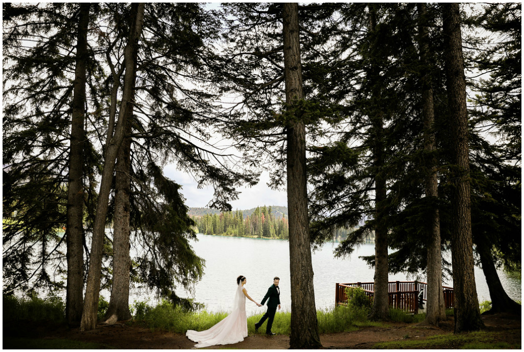 Beauvert Lake Wedding