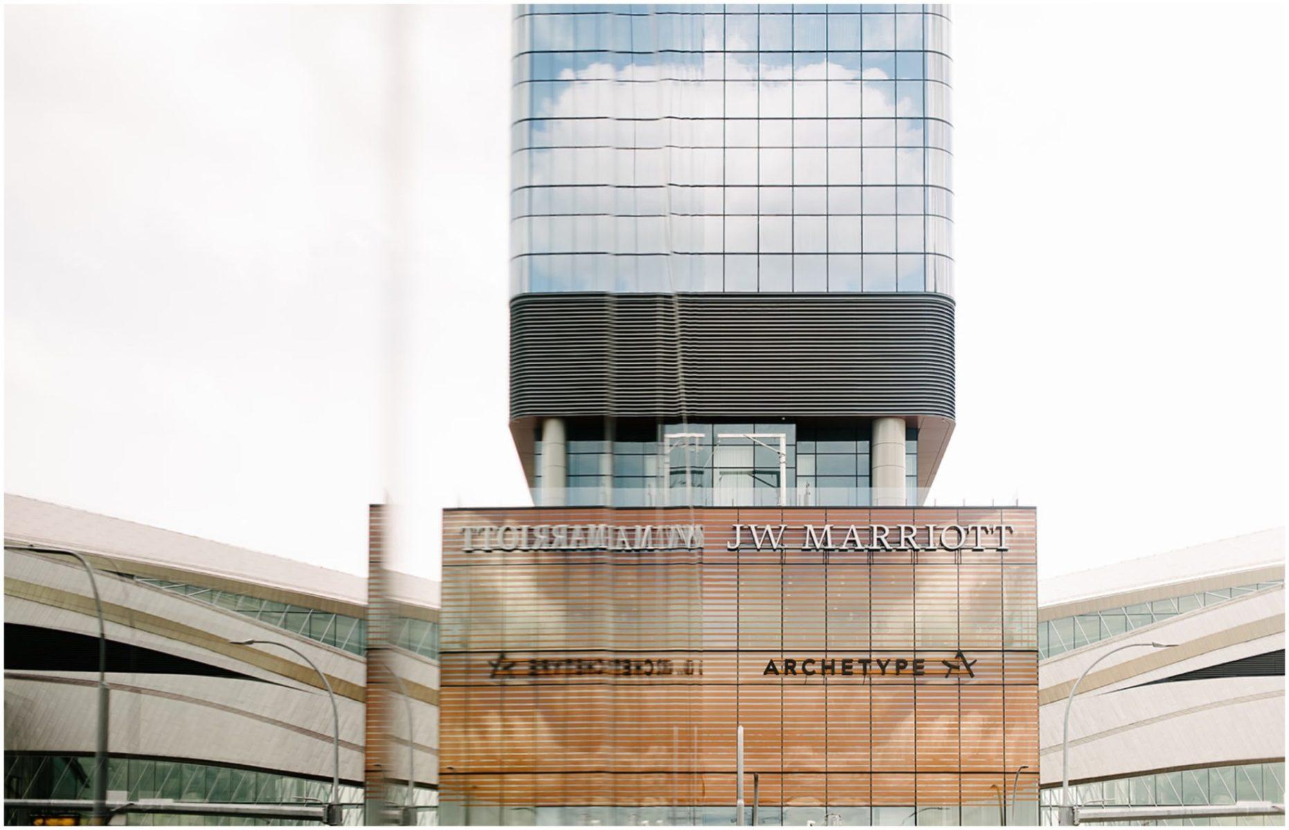 JW Marriott EdmontonWedding Planner