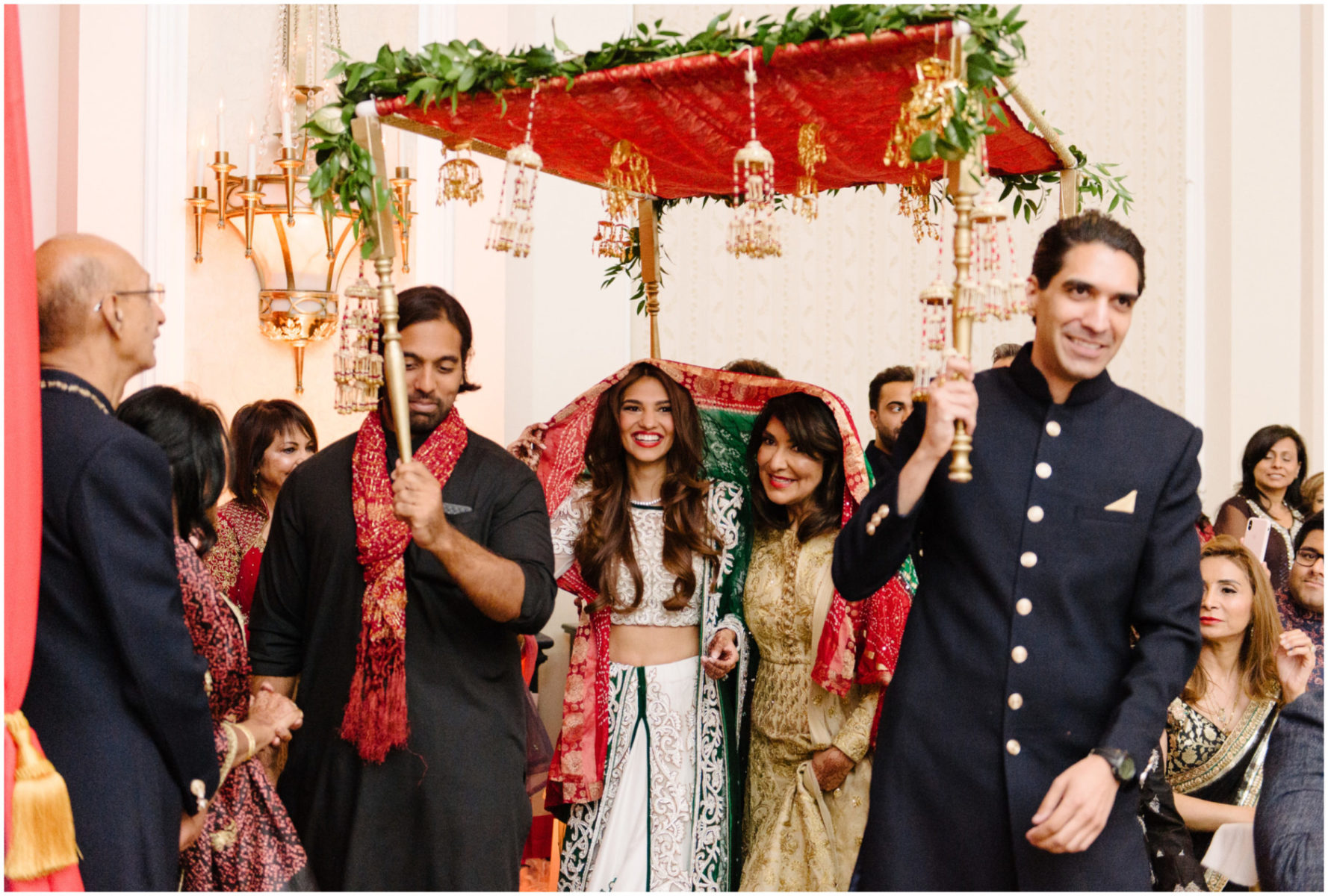 indian bridal canopy edmonton