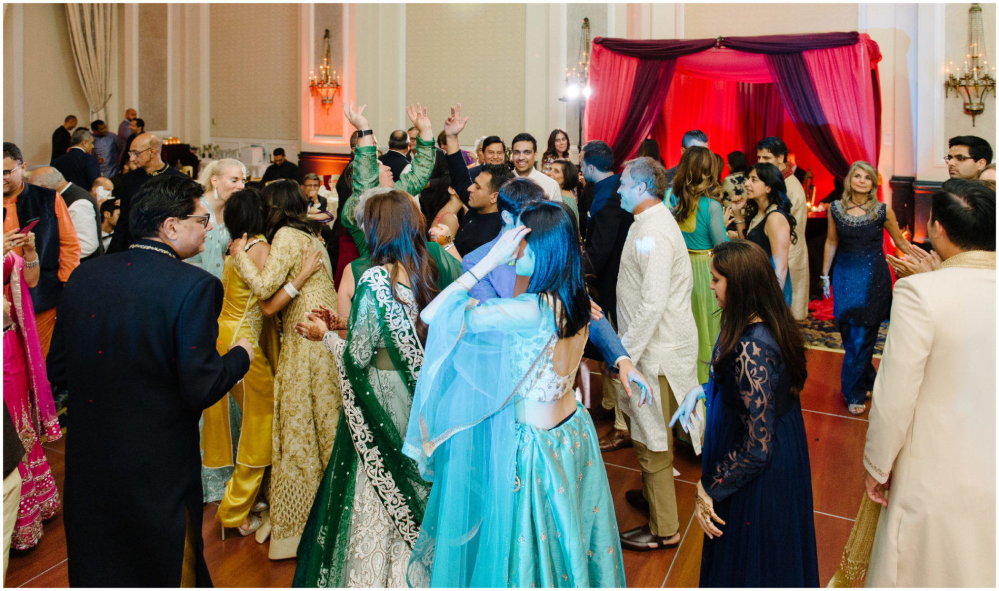 east indian Wedding Planner edmonton fairmont