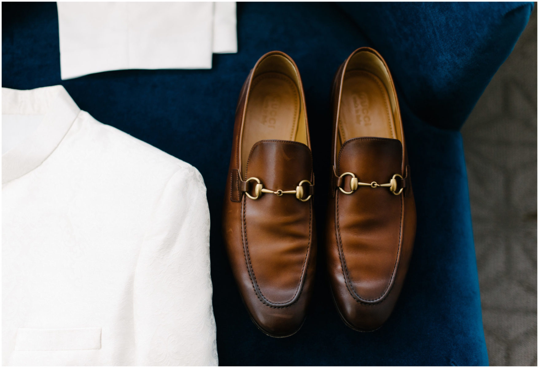 Elegant Grooms Details
