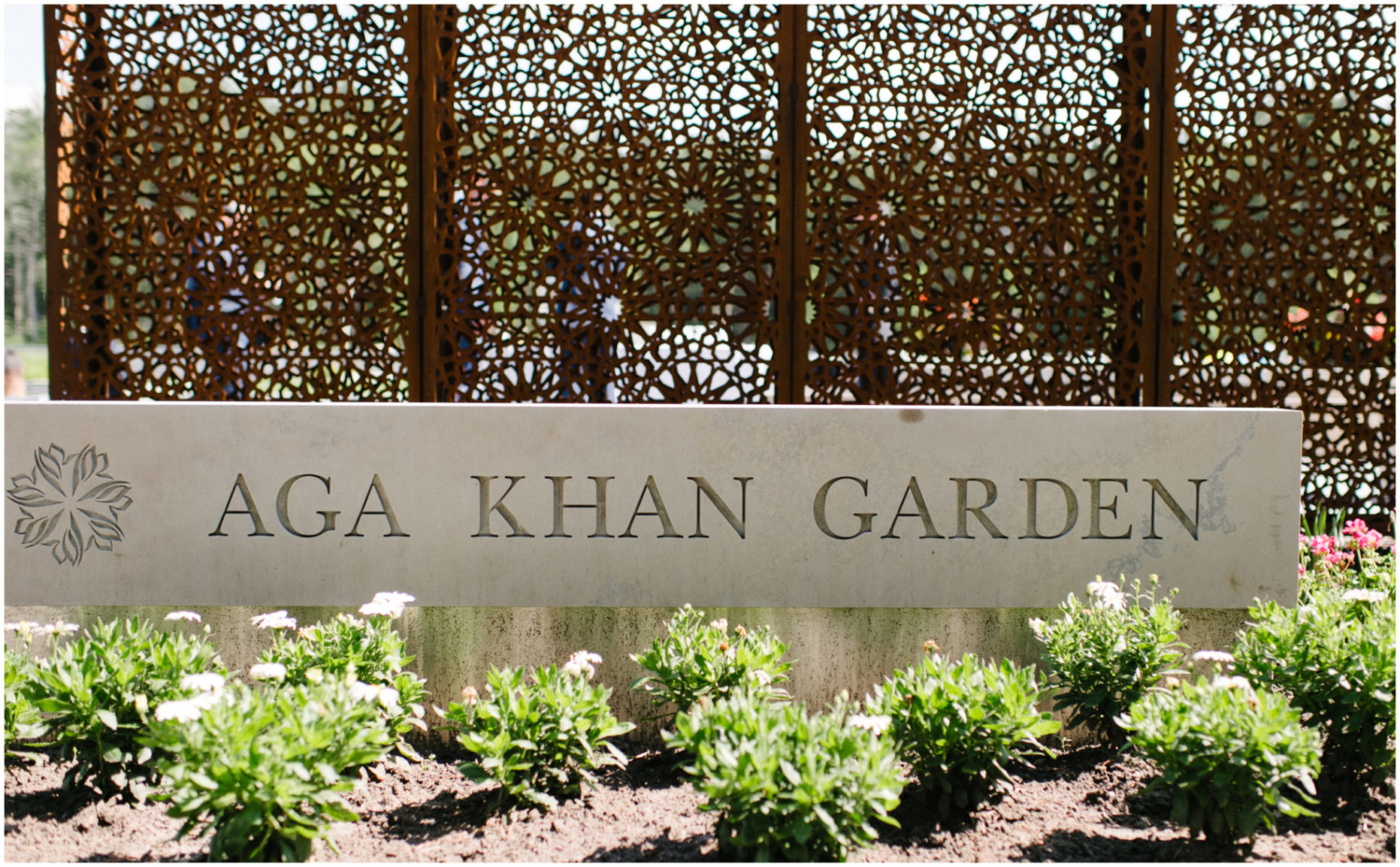 Aga Khan Garden Wedding Planner