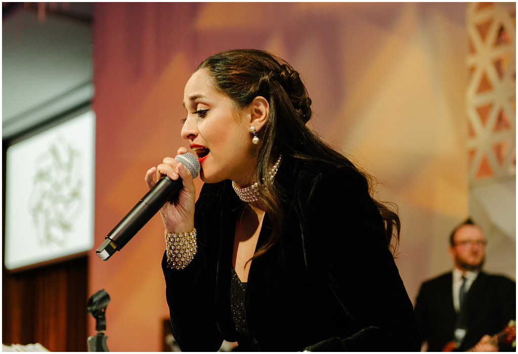 Indian Singer Shweta Pandit, JW Marriott Edmonton Ice District Wedding