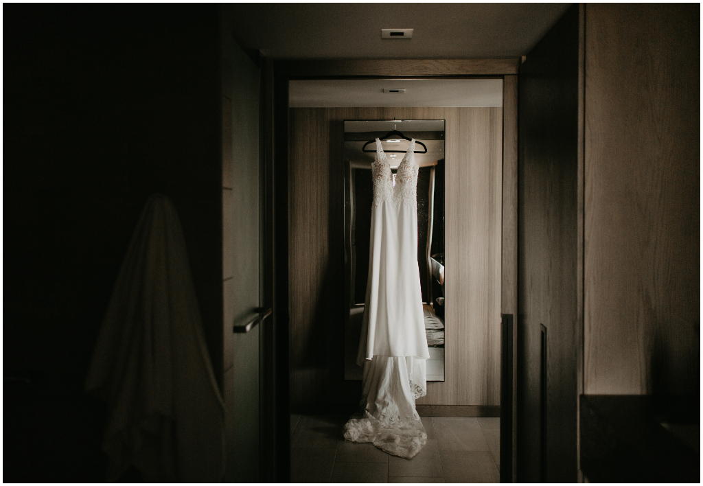 JW Marriott Edmonton Wedding