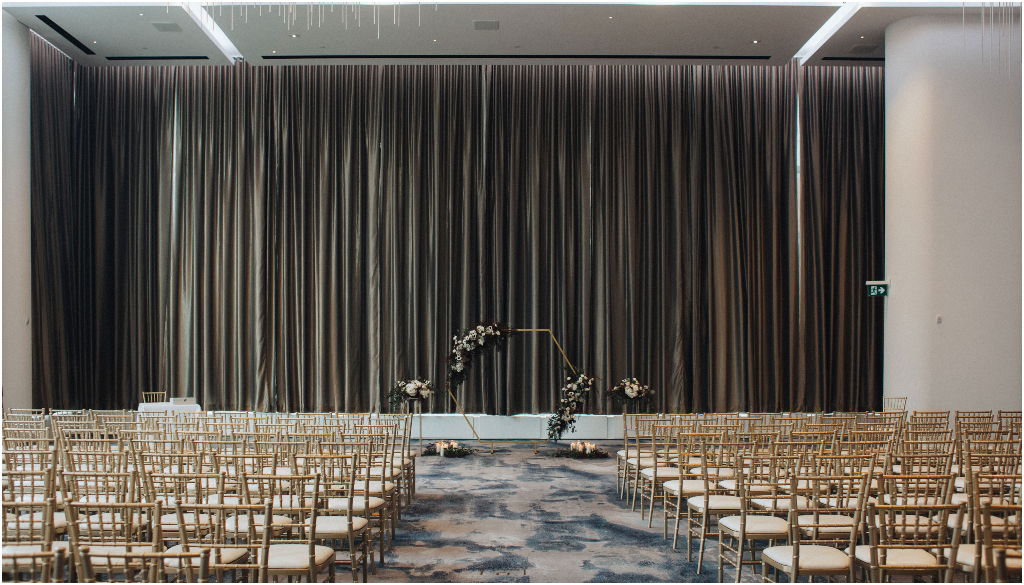 J.W. Marriott Edmonton Ice District Wedding